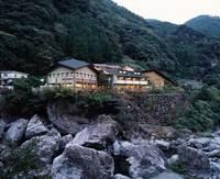 中津渓谷 ゆの森