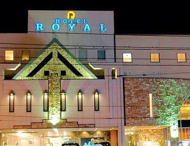 ホテル ローヤル