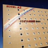 HOTEL AZ 大分日出店
