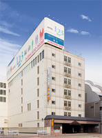 ホテル1ー2ー3福山