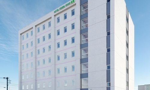 ホテルグリーンコア坂東