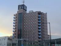 ホテルアルファーワン高岡駅前