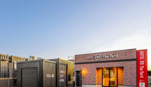 HOTEL R9 The Yard 真岡インター