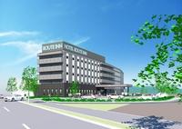 ホテルルートイン新富士駅南‐国道1号バイパス沿‐