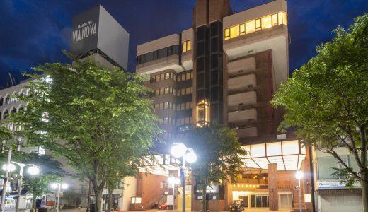 ホテルグローバルビュー八戸(2020年6月1日グランドオープン)