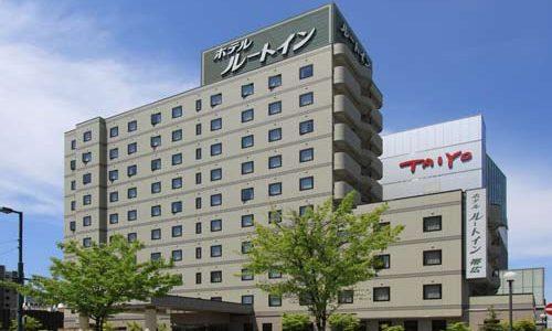 天然モール温泉 ホテルルートイン帯広駅前