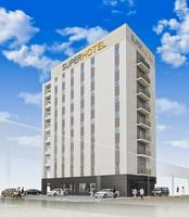 スーパーホテル東舞鶴 天然温泉東郷の湯(2020年6月18日オープン)