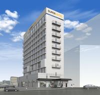 スーパーホテル別府駅前 天然温泉「鉄輪の湯」(2020年7月23日オープン)