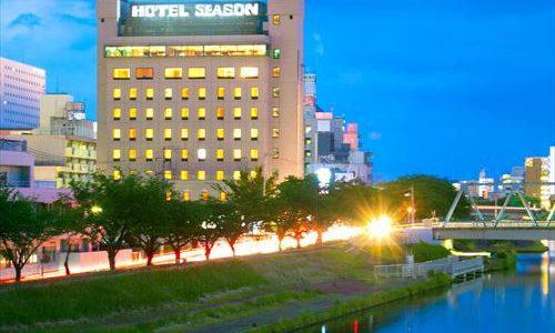 ホテルシーズン
