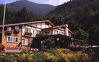 乳白色の天然温泉 貸切露天風呂の洋風湯宿 カントリーハウス渓山荘