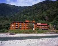 上高地温泉ホテル