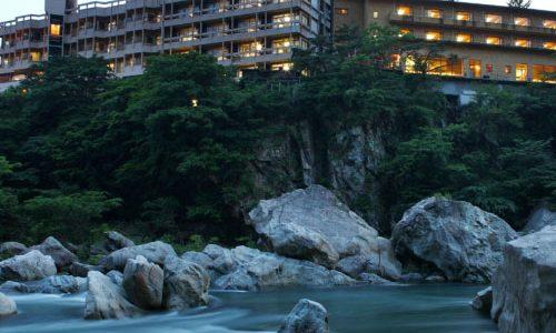 鬼怒川温泉 ほてる白河湯の蔵