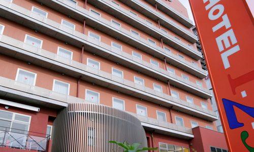 ホテル1ー2ー3高崎
