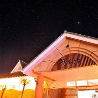 満天の星と海 瑠璃花