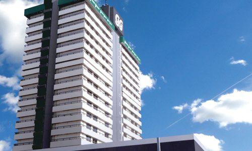 仙台作並温泉 La楽リゾートホテルグリーングリーン