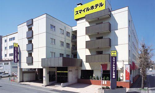 スマイルホテル青森