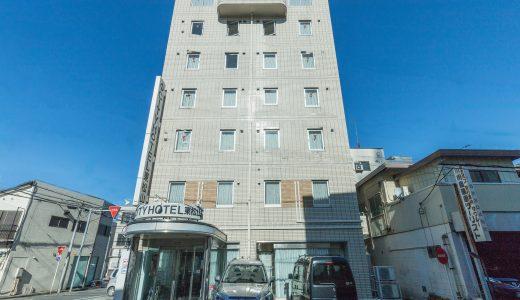 OYO シティホテル東松山