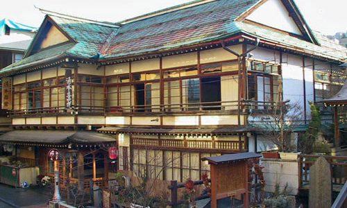 信州 渋温泉 湯本旅館