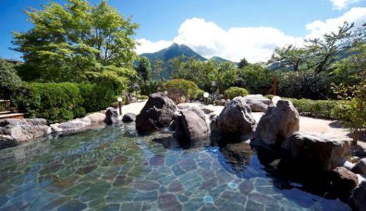 由布岳を望む!「ゆふいん山水館」に泊まる 大分宿CARりプラン