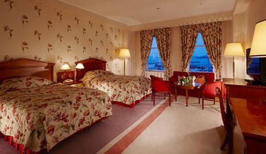 ホテル最上階クラブフロアで優雅なひと時を過ごす!2日分のパスポート&ミールクーポン1,000円分付!ハウステンボス ホテルアムステルダム宿泊プラン
