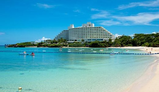 【WEB限定】ANAで行く 全室オーシャンビュー『ANAインターコンチネンタル万座ビーチリゾート』に滞在 沖縄3日間