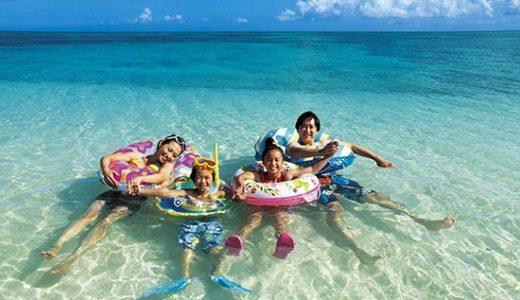 【WEB限定】ANAで行く 全室オーシャンビュー『ANAインターコンチネンタル万座ビーチリゾート』に滞在 沖縄4日間