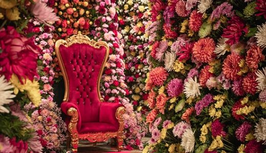 季節の花々と実りの秋の訪れを謳歌する特典満載!場内最上級クラシックホテル「ホテルヨーロッパ」に滞在秋の大人旅 ハウステンボス2日間
