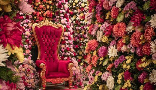 季節の花々と実りの秋の訪れを謳歌する特典満載!場内最上級クラシックホテル「ホテルヨーロッパ」に滞在秋の大人旅 ハウステンボス3日間