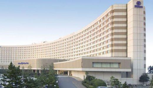 羽田空港利用!東京ディズニーリゾート?オフィシャルホテル ヒルトン東京ベイ滞在 舞浜
