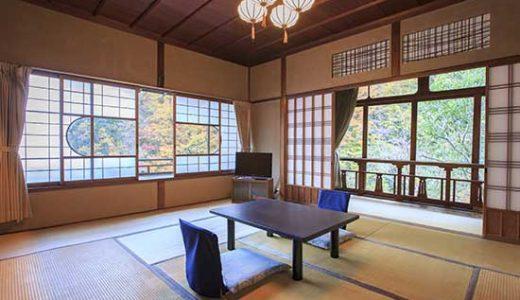 登録有形文化財の貴重な建築と日本旅館としてのおもてなし♪『福住楼』に宿泊 ロマンスカーで行く箱根  3日間