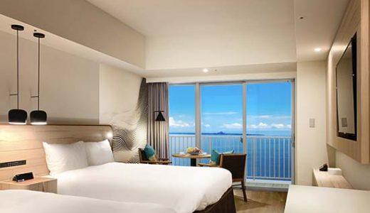 【茨城発着】【7~10月出発】<茨城発着スカイマーク利用>2020年7月 NEW OPEN予定のヒルトンブランドのリゾートホテル!ヒルトン沖縄瀬底リゾートに滞在 沖縄5日間