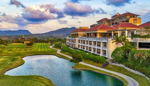 【茨城発着】【6~10月出発】<スカイマーク利用>リッツカールトンブランド 国内初のリゾートホテルに連泊!ザ・リッツ・カールトン沖縄に滞在 沖縄4日間