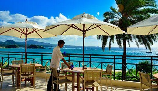【茨城発着】【7月~10月出発限定】スカイマークで行く海と大自然に囲まれたリゾートホテルザ・ブセナテラスに滞在 沖縄5日間