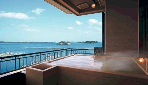 日本三景・松島湾を望む海側のお部屋に泊まる!東北新幹線で行く 仙台・松島2日間