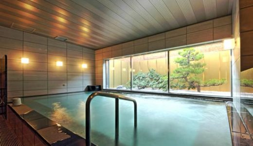 大浴場付のホテル厳選!ゆっくり旅の疲れを癒そう♪東海道新幹線で行く 京都2日間