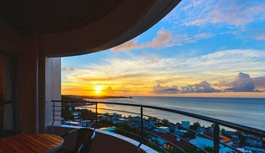 【WEB限定】静岡発着ANAで行く 滞在中レンタカー付! 沖縄の海風を感じながら過ごすコンドミニアム『ホテルサンセットヒル』に滞在 沖縄4日間